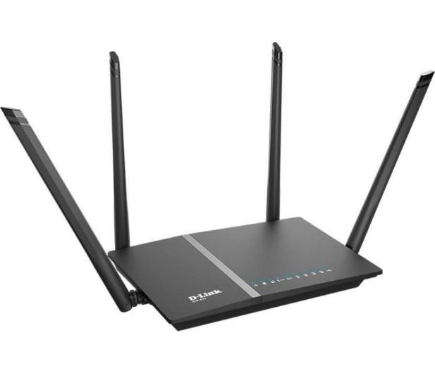 D-Link DIR-825 (802.11a/b/g/n/ac 1200Mb/s) Gigabit USB  - 450537 - zdjęcie 2
