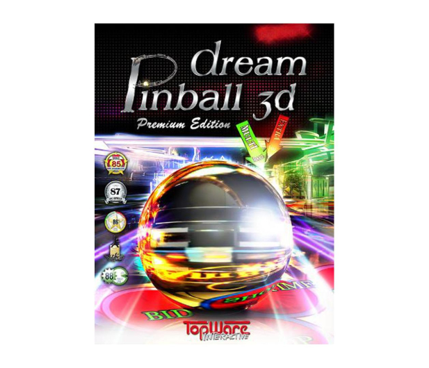 ASK Homework Dream Pinball 3D ESD Steam - 466086 - zdjęcie