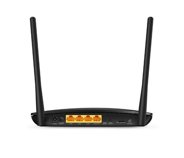 TP-Link TL-MR6400 300Mbps b/g/n 3G/4G (LTE) 150Mbps 4xLAN - 294297 - zdjęcie 3