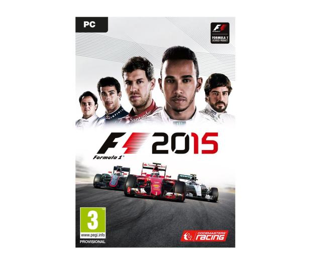 PC F1 2015 ESD Steam - 465866 - zdjęcie