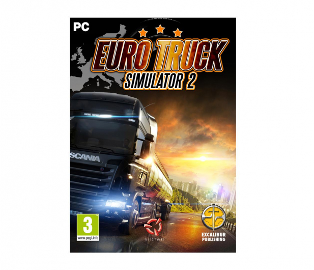 PC Euro Truck Simulator 2 ESD Steam - 465841 - zdjęcie