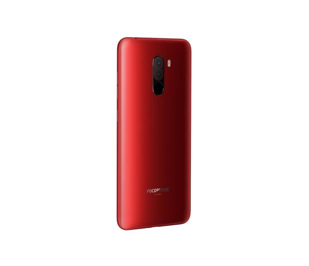 Xiaomi Pocophone F1 6/64 GB Rosso Red - 466936 - zdjęcie 6