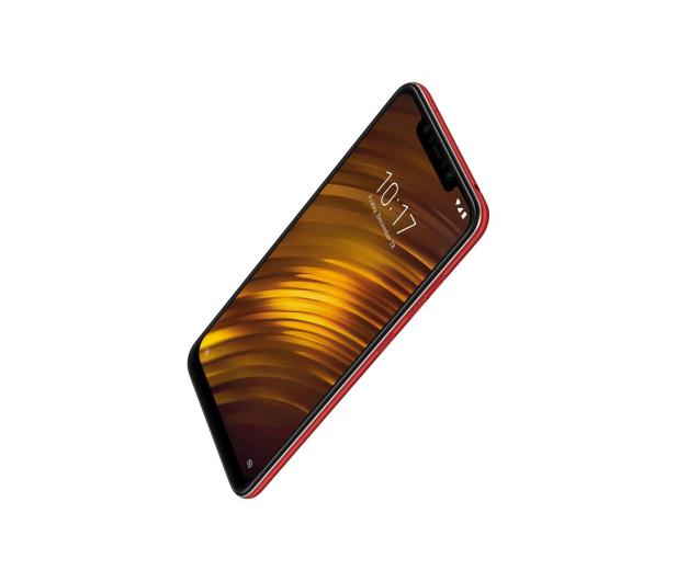 Xiaomi Pocophone F1 6/64 GB Rosso Red - 466936 - zdjęcie 7