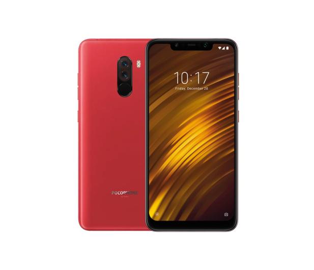 Xiaomi Pocophone F1 6/64 GB Rosso Red - 466936 - zdjęcie