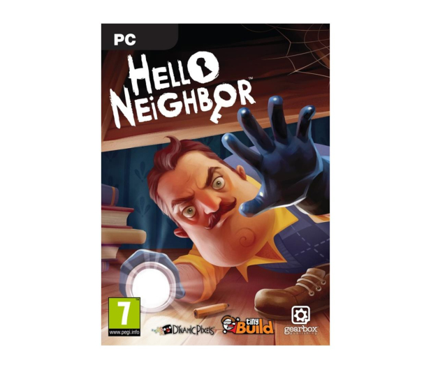 Dynamic Pixels Hello Neighbor ESD Steam - 466349 - zdjęcie