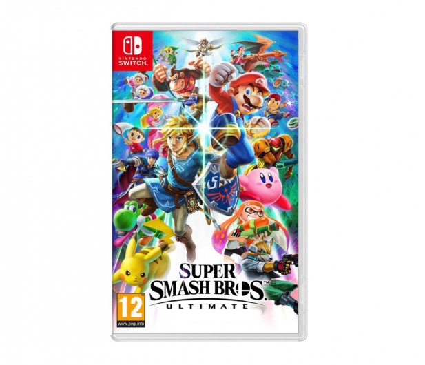 Nintendo Super Smash Bros. Ultimate Limited edition - 463100 - zdjęcie 2