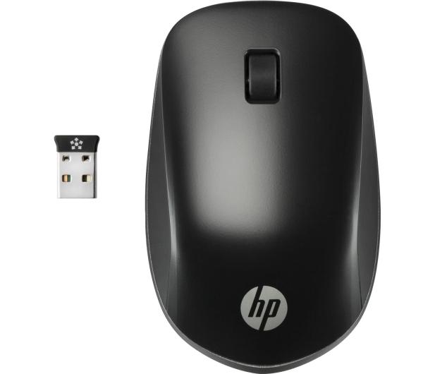 HP Z4000 Wireless Mouse (srebrna) - 462659 - zdjęcie 2