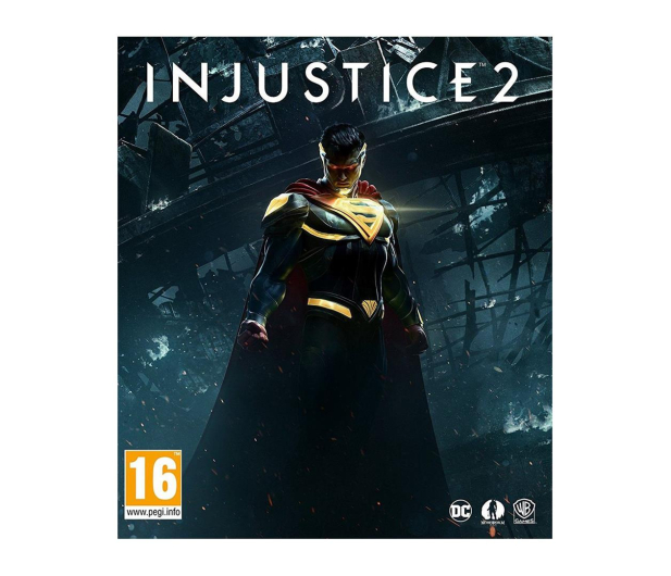 PC Injustice 2 ESD Steam - 466420 - zdjęcie
