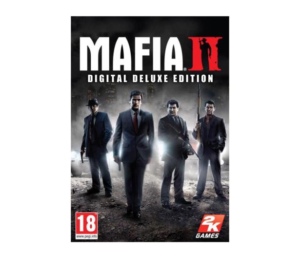 2K Games Mafia II Digital Deluxe Edition ESD Steam - 466600 - zdjęcie