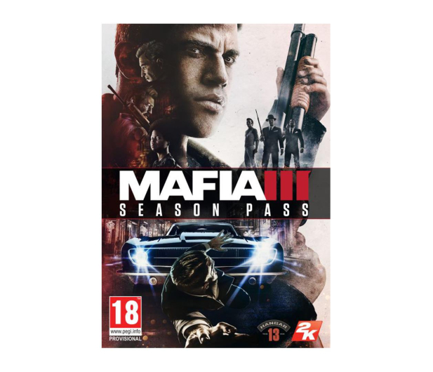 2K Games Mafia III - Season Pass ESD Steam - 466610 - zdjęcie