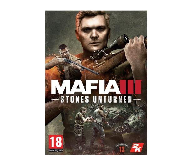 2K Games Mafia III - Stones Unturned ESD Steam - 466612 - zdjęcie
