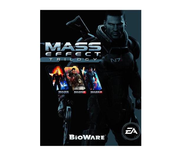 PC Mass Effect Trilogy ESD Origin - 466641 - zdjęcie