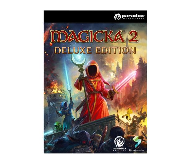 Paradox Development Studio Magicka 2 Deluxe Edition ESD Steam - 466626 - zdjęcie