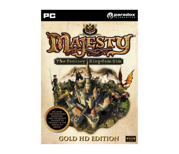 Paradox Development Studio Majesty HD Gold Edition ESD Steam - 466631 - zdjęcie