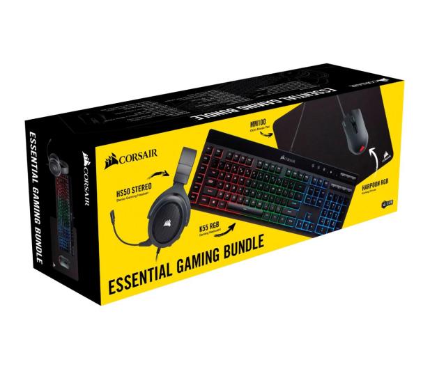 Corsair Essential Gaming Bundle - 465964 - zdjęcie
