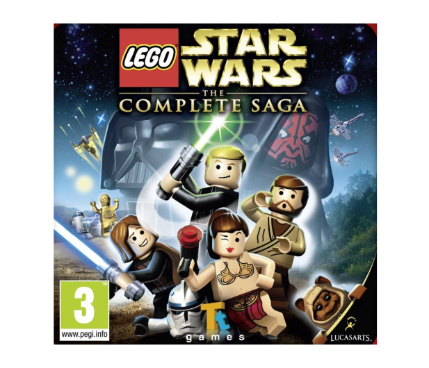 Warner LEGO: Star Wars - The Complete Saga ESD Steam - 466544 - zdjęcie