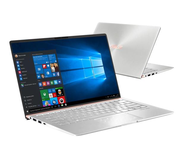 ASUS ZenBook UX433FA i5-8265U/8GB/256PCIe/Win10 - 465875 - zdjęcie