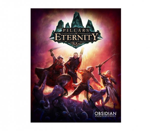 Obsidian Entertainment Pillars of Eternity Hero Edition ESD Steam - 466790 - zdjęcie