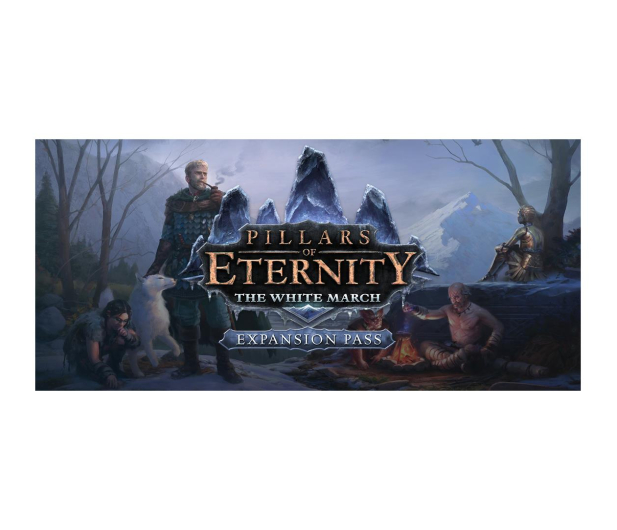 PC Pillars of Eternity:The White March Expansion Pass - 466792 - zdjęcie