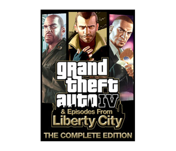 Rockstar Grand Theft Auto IV GTA Complete Edition ESD Steam - 466313 - zdjęcie