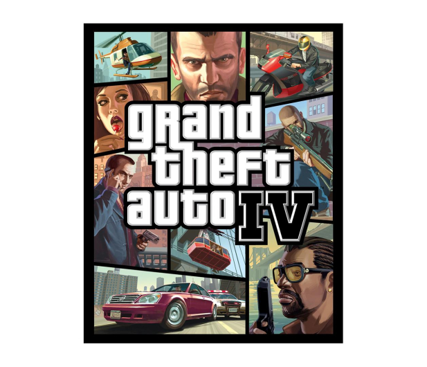 PC Grand Theft Auto IV GTA ESD Steam - 466312 - zdjęcie