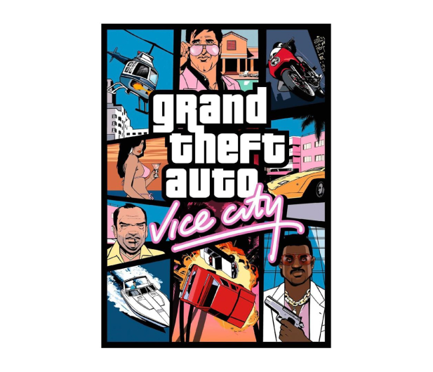 Rockstar Grand Theft Auto: Vice City ESD Steam - 466316 - zdjęcie
