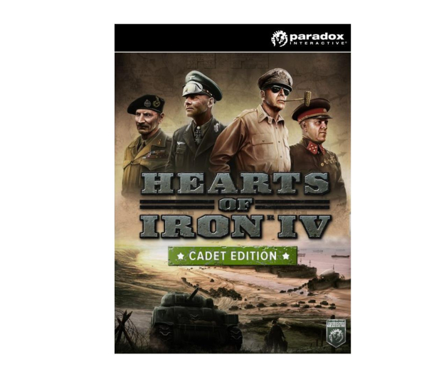 PC Hearts of Iron IV (Cadet Edition) Uncut ESD Steam - 466341 - zdjęcie