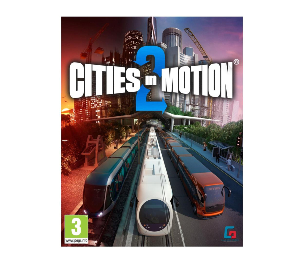 PC Cities in Motion 2 ESD Steam - 465711 - zdjęcie
