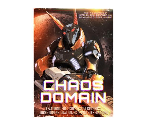 PC Chaos Domain ESD Steam - 465696 - zdjęcie
