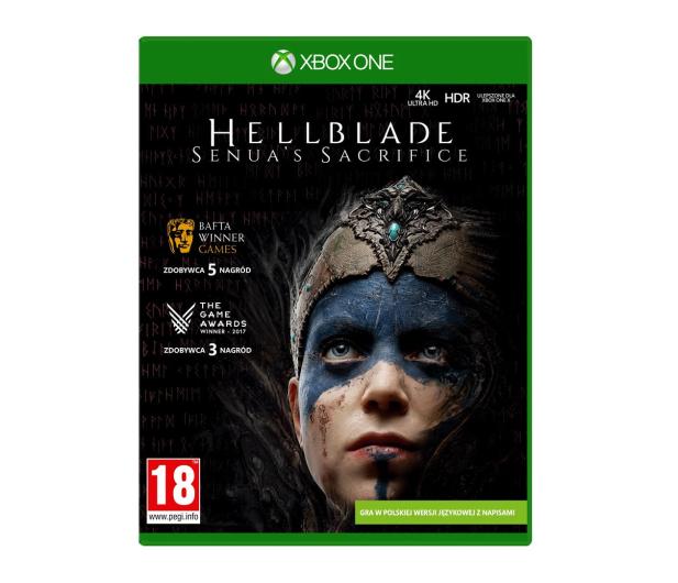 Microsoft Hellblade: Senua's Sacrifice - 467249 - zdjęcie