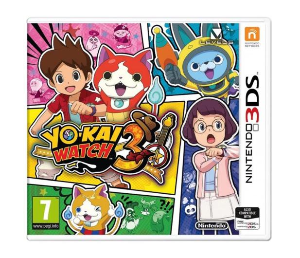 Nintendo YO-KAI WATCH 3 - 467231 - zdjęcie