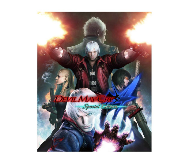 PC Devil May Cry 4 Special Edition ESD Steam - 464800 - zdjęcie