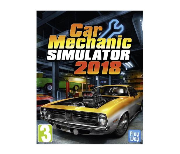 PC Car Mechanic Simulator 2018 ESD Steam - 465682 - zdjęcie