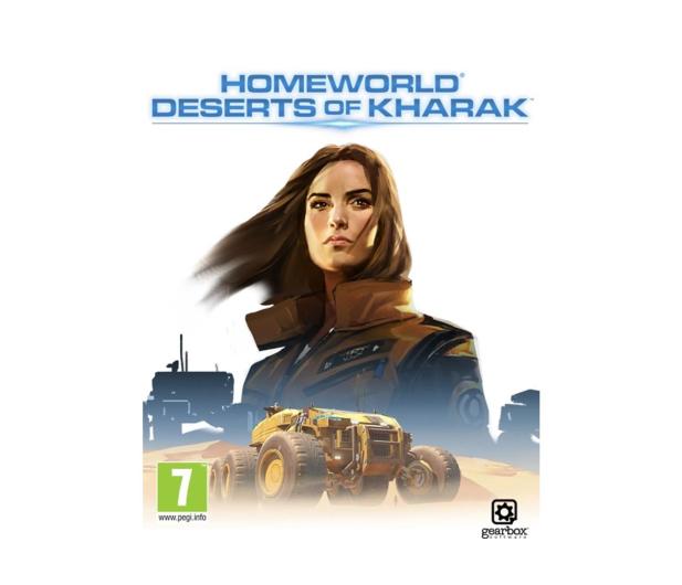 PC Homeworld: Deserts of Kharak ESD Steam - 466957 - zdjęcie