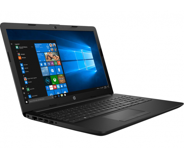 HP 15 A6-9220/8GB/120/Win10 Black  - 498299 - zdjęcie 3