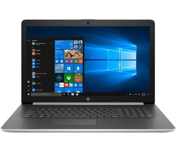 HP 17 i3-7020U/8GB/240/Win10 IPS  - 468553 - zdjęcie 2