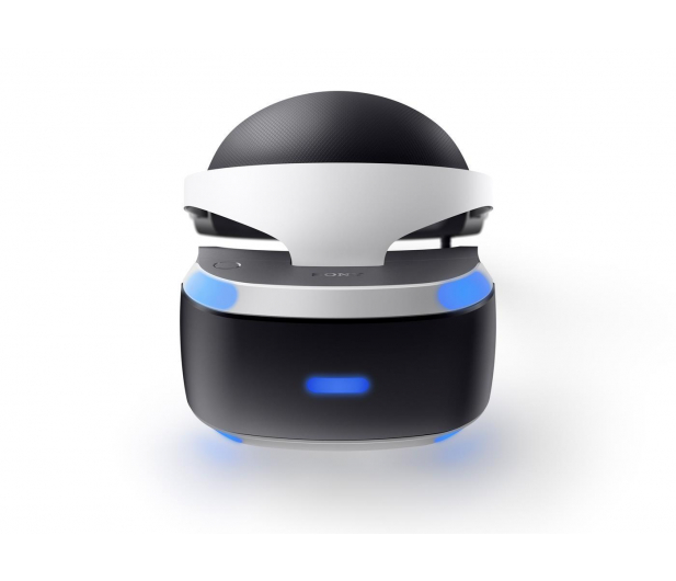 Sony PlayStation VR + Zestaw 5 Gier VR - 466146 - zdjęcie 3