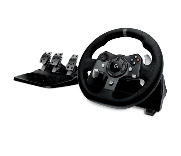 Logitech G920 + Shifter Xbox One/PC - 468277 - zdjęcie 2
