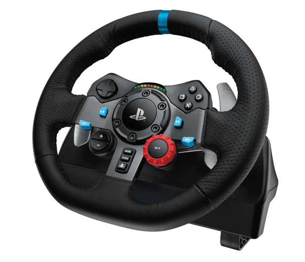 Logitech G29 PS4/PC + Driving Force Shifter - 468276 - zdjęcie 4