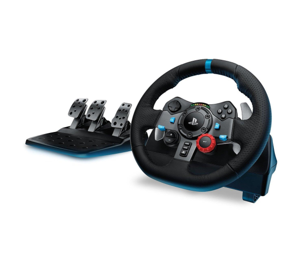 Logitech G29 PS4/PC + Driving Force Shifter - 468276 - zdjęcie 2