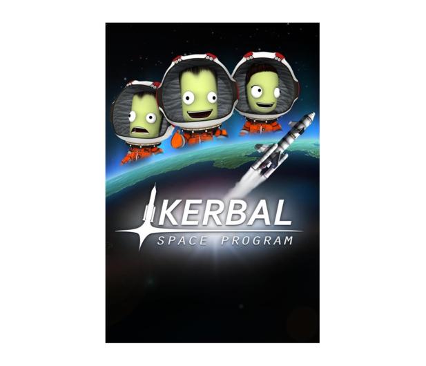PC Kerbal Space Program ESD Steam - 466991 - zdjęcie