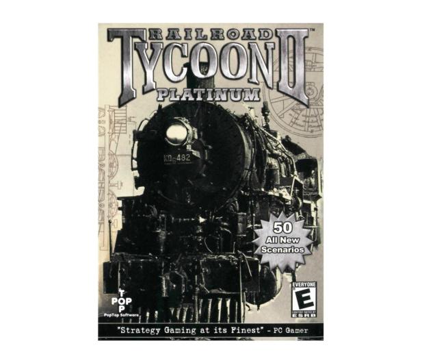 PC Railroad Tycoon II Platinum ESD Steam - 467530 - zdjęcie