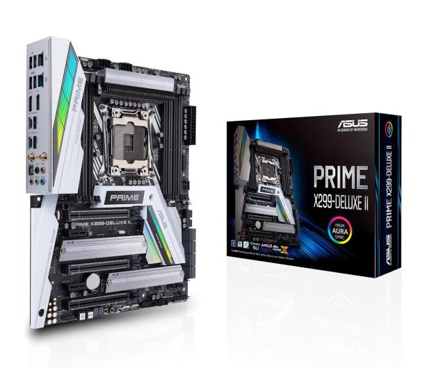 ASUS PRIME X299-DELUXE II - 468310 - zdjęcie