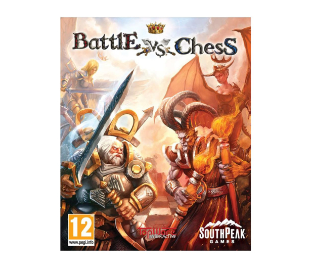 Targem Games Battle vs Chess ESD Steam - 465623 - zdjęcie