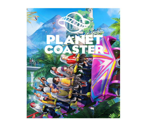 Frontier Developments Planet Coaster ESD Steam - 467952 - zdjęcie