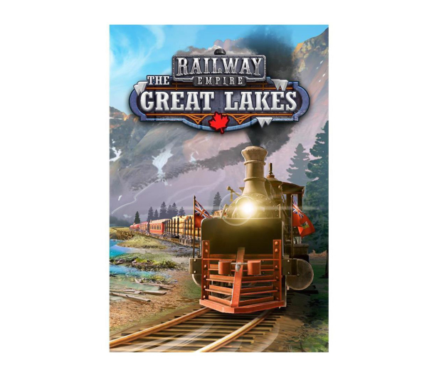 Gaming Minds Studios Railway Empire - The Great Lakes ESD Steam - 467534 - zdjęcie