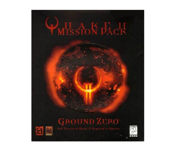 PC Quake II - Mission Pack: Ground Zero ESD Steam - 467506 - zdjęcie