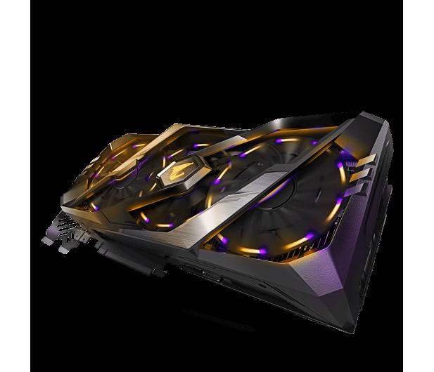 Gigabyte GeForce RTX 2080 AORUS 8GB GDDR6  - 458974 - zdjęcie 2