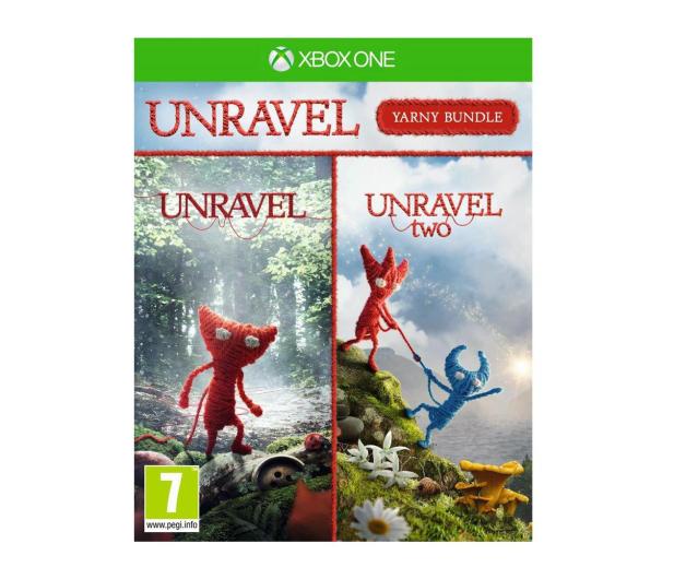 EA UNRAVEL 1 + 2 - 466615 - zdjęcie
