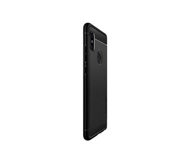 Spigen Rugged Armor do Xiaomi Redmi Note 5 Black - 462809 - zdjęcie 4